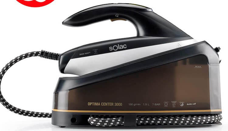 Solac CPB6100 Optima Center 3000 review