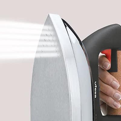 Ufesa Plancha con Caldera 2200W Pl1410 3Bar,Vapor Constante, 850 W, 1.2, Aluminio